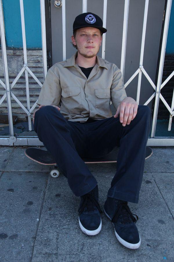 Dickies rider Kevin Terpening | Dickies Skate | Pinterest ...