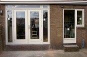 Openslaande tuindeuren.  Tuindeuren-opmaat.nl