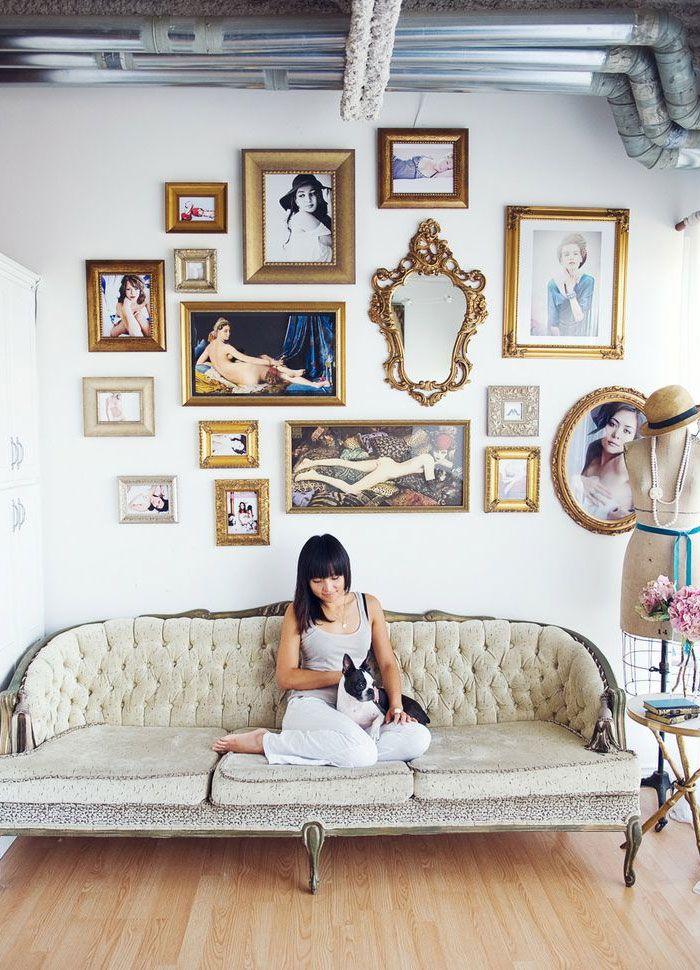 Parisian Home | Damsel in Dior