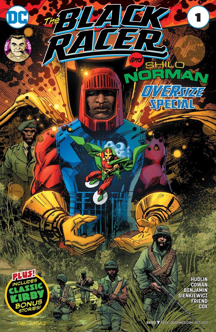Black Racer & Shilo Norman Special #1