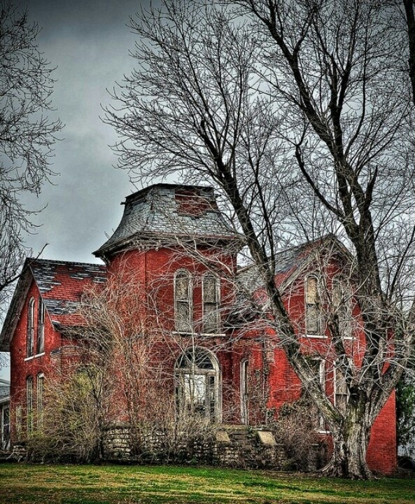 67 Best Images About Haunted Houses In Missouri On