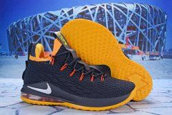 1d240046c8d Nike LeBron 15 Low Obsidian Yellow White AO1756 010 Men s Basketball Shoes  James Trainers