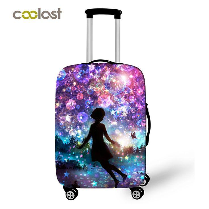 HW, Set de bagages Femme Multicolore Ballet L (26