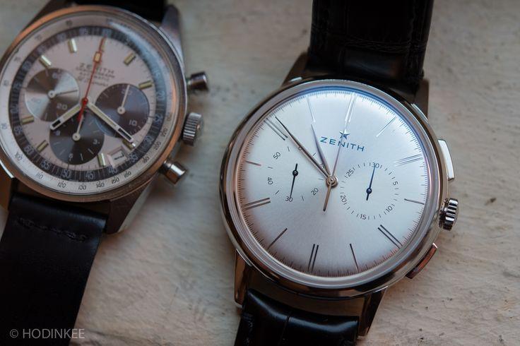 A Week On The Wrist: The Zenith El Primero Chronograph ...