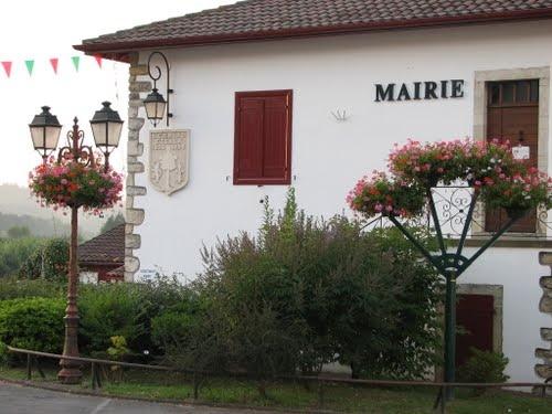 Mairie de Villefranque