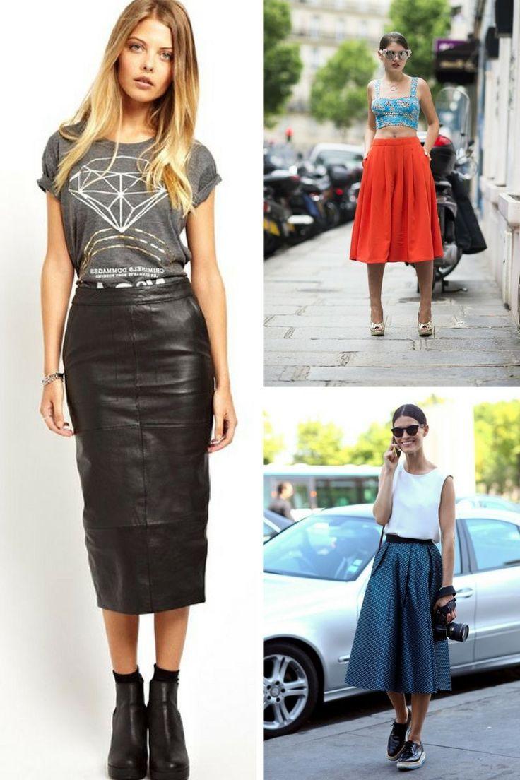 Midi Skirts For Fall (9)