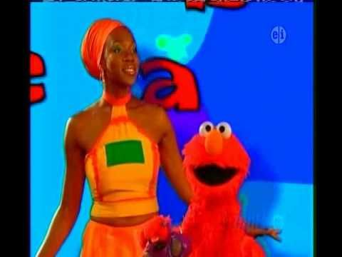 Sesame Street - Alphabet Song with India Arie (actually a really pretty version )
