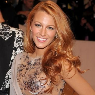 Blake Lively: Tousled Glam