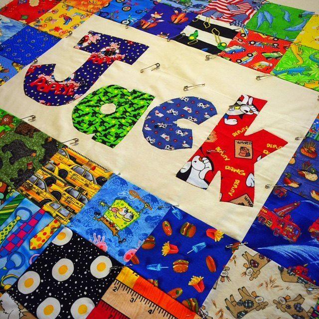 jacks s i spy baby quilt, bedroom ideas, reupholster
