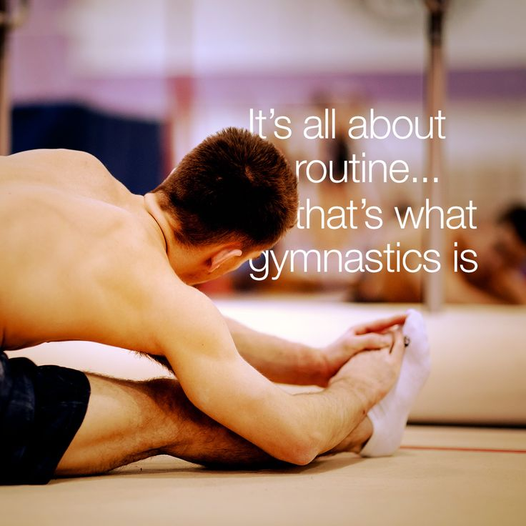 'It's all about routine that's what gymnastics is'   Max Whitlock   DFS   #GreatBrits  #TeamGB #Gymnastics I http://www.dfs.co.uk/content/meet-max-whitlock