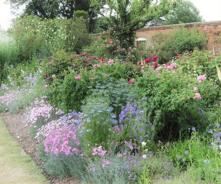 'Mottisfont Abbey' Garden Photo