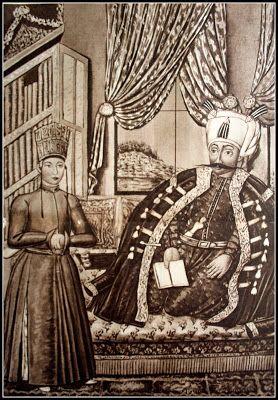 OĞUZ TOPOĞLU : yavuz sultan selim han - yavuz'un farsça divanının...