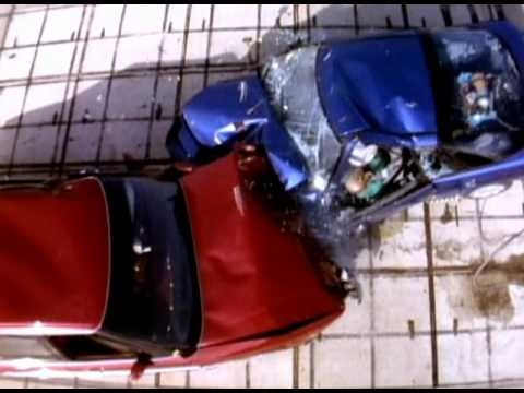 'Understanding Car Crashes: It's Basic Physics' .. it is about twenty minutes long ..Insurance Institute for Highway Safety.
