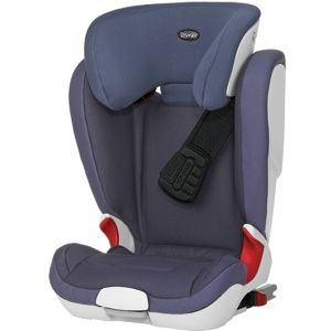 El nuevo modelo Kidfix XP incorpora la última innovación de Römer el XP-PAD. Esta silla del grupo 2/3 está equipada además con conectores Isofix y se instala con facilidad con el cinturón de 3 puntos del coche.