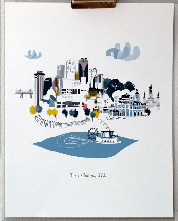 New Orleans by Albiedesigns