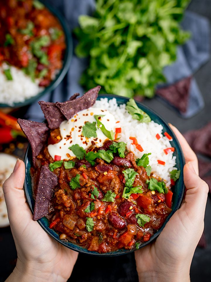 The Best Beef Chilli Con Carne Recipe In The World We Always Have This On Recipe Rotation At Home Chilli Con Carne Recipe Chilli Con Carne Recipe Chilli Con