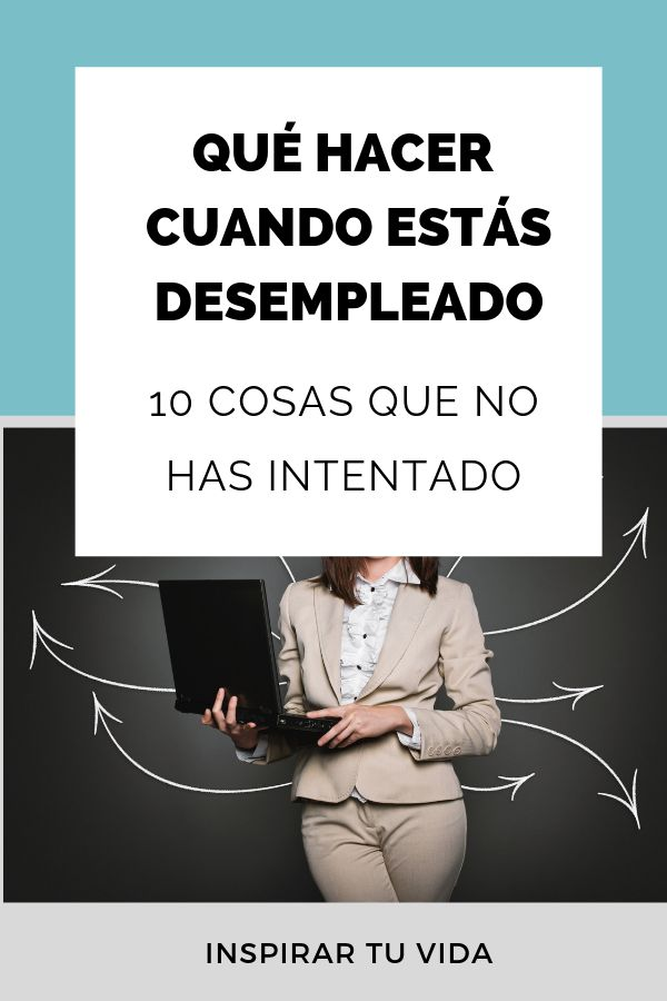 10 cosas que hacer cuando estas desempleado. How To Get Money, Earn Money, 5am Club, Internet Jobs, Bussines Ideas, Learning Apps, Financial Tips, How To Speak Spanish, Seo Tips