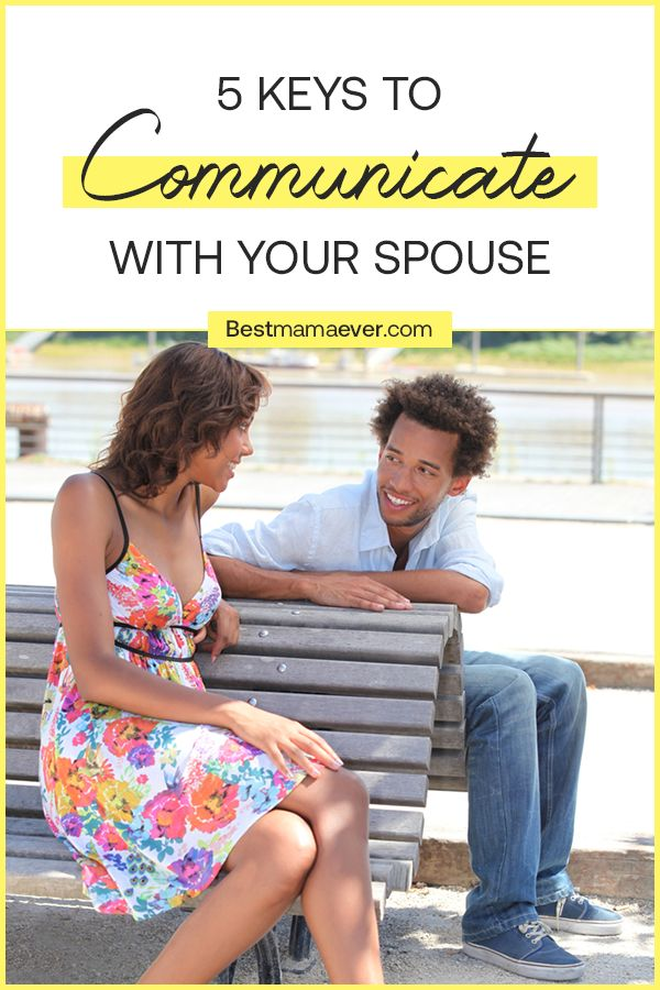 How to Communicate with Your Spouse Without Fighting