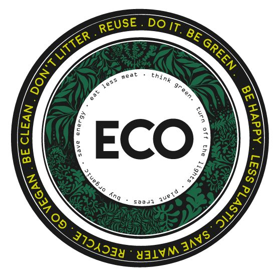 Eco logo - Illustreco