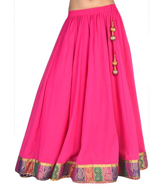 Wonderful Skirt India Clothes Women Printed Cotton Long Skirt India Clothes