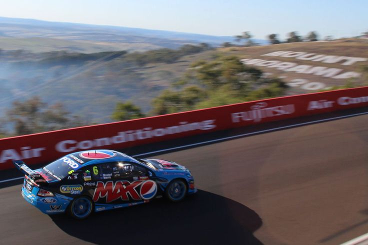 Every Second is a New Challenge in the Bathurst 1000