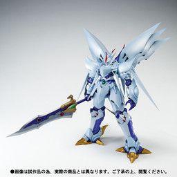 Super Robot Taisen OG Masou Kishin - AGX-05 Cybuster - Composite Ver.Ka - Masou Kishin Color (Bandai)