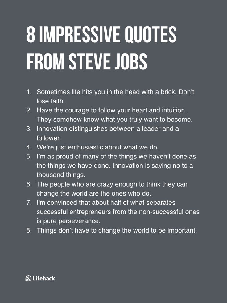 8 Rules Steve Jobs Lived By That Made Him A Huge Success