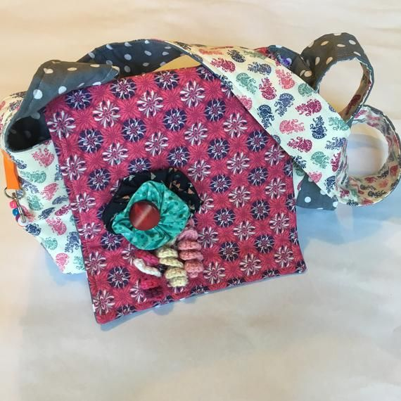 This Fidget Bag Is Full Of Textures And Things To Explore The