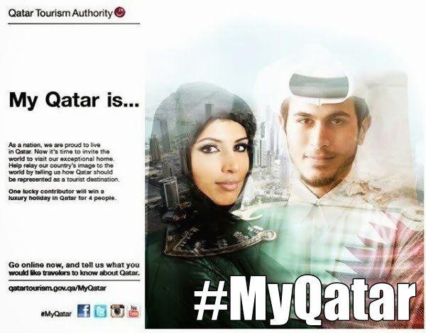 Qatar Tourism Authority | #MyQatar campaign. view on Fb https://www.facebook.com/SinbadsQatarPocketGuide #qatar #traveltoqatar #travel