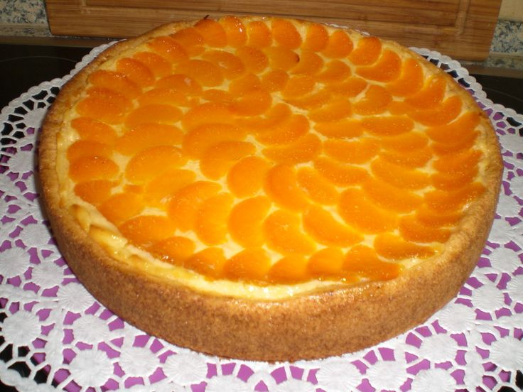 Mandarinen-Schmand-Kuchen, ein leckeres Rezept aus der Kategorie Backen. Bewertungen: 808. Durchschnitt: Ø 4,5.