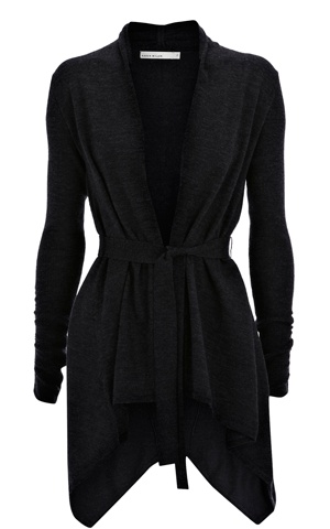 Karen Millen Long belted cardigan