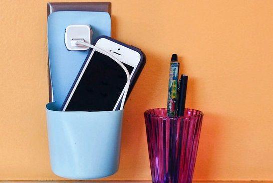 Upcycling-idee: maak een gsm-houder van een oude plastic fles!