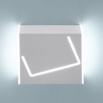 Pua LED Ceiling/Wall Light by Fabbian