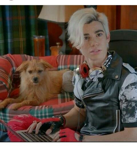 Cameron Boyce as Carlos and Dude