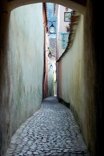 Colours in Brasov city.