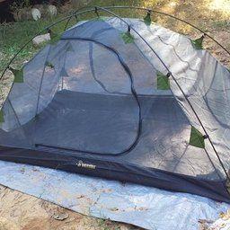 12 Survivors Shire 2 Person Tent, Green