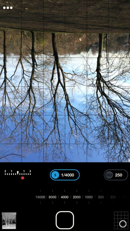 ...Analogue app