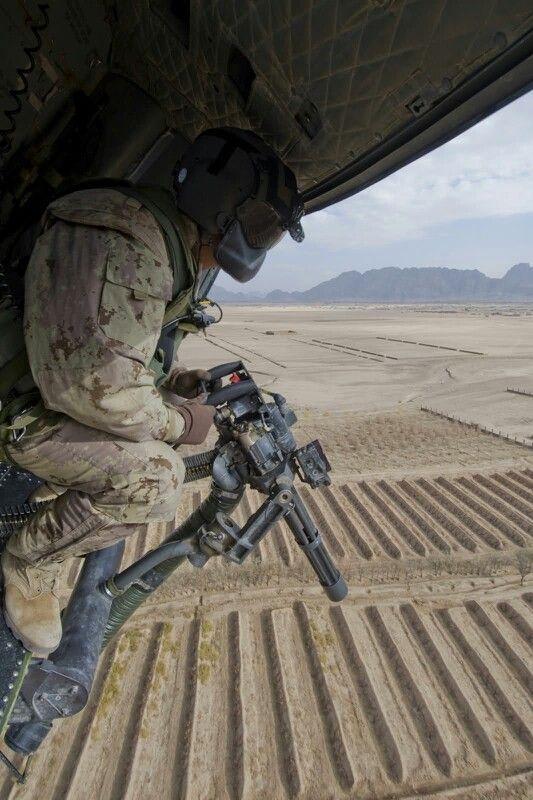 Back door gunner.. Guard ur rear at all times.