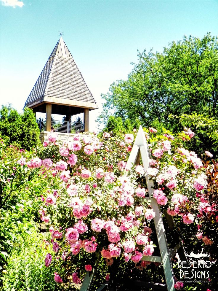 The Rose Tower At Olbrich Botanical Gardens Madison Wi Favorite Places Pinterest