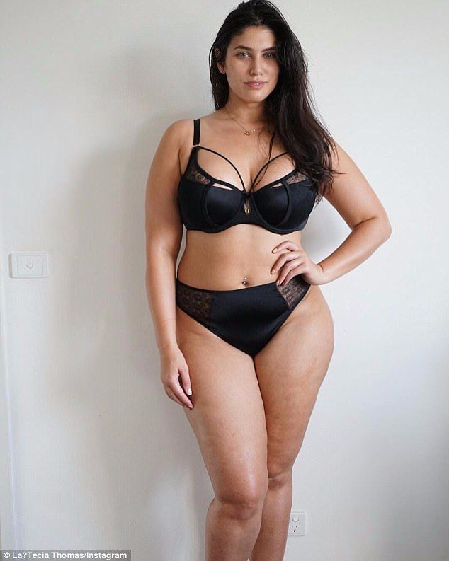 Australian Model Says She S Happier At Size 16 Than Size 10