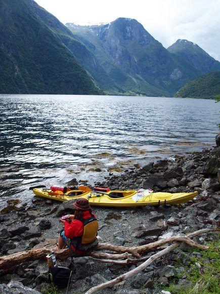 njord - global paddler