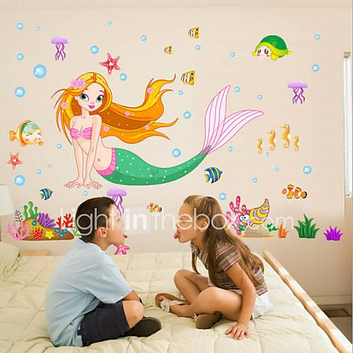 Tegneserie Wall Stickers Fly vægklistermærker,PVC 50X70X0.1 4929842 2017 – $3.99