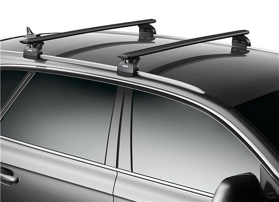 2017 Rx 350 Roof Rack Complete System Thule Podium Aeroblade Black Bike Roof Rack Roof Rack Thule Roof Rack