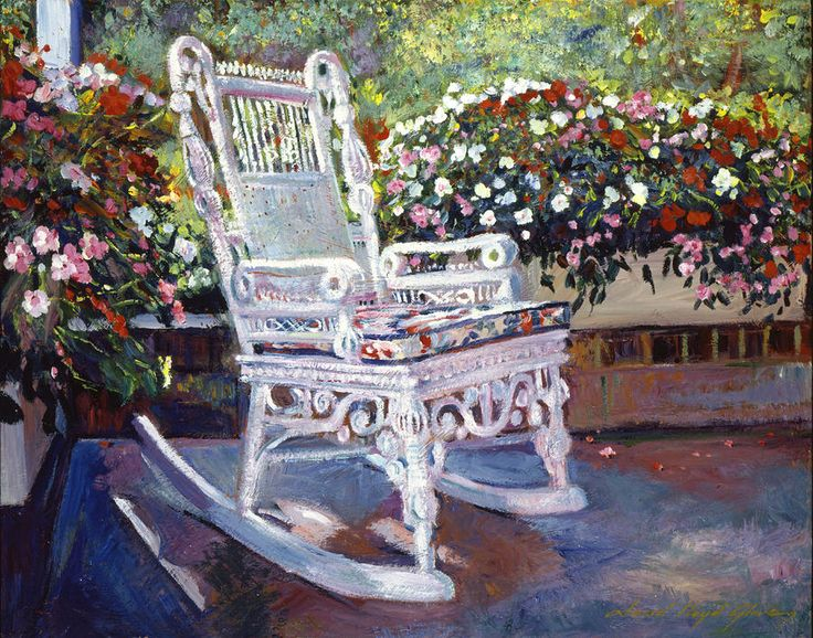 A Rest In The Shade David Lloyd Glover