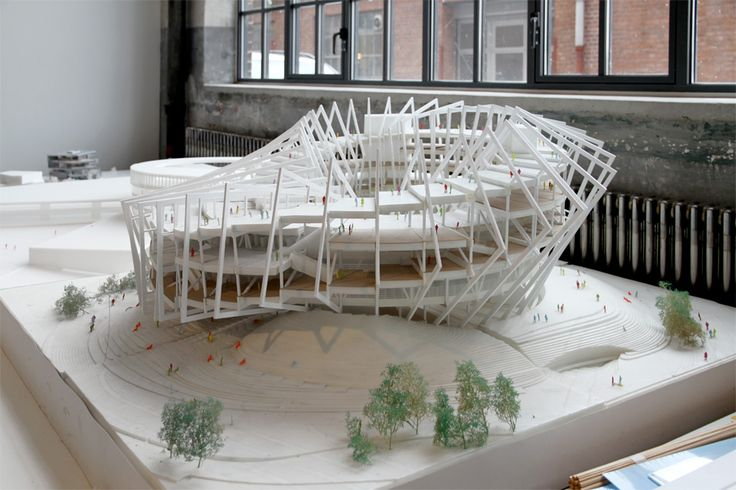 bjarke ingels group / BIG architects studio visit