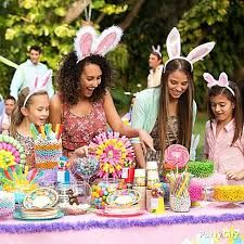 Easter Party Games and Ideas : Fun-Filled Easter Party With Friends and Family
