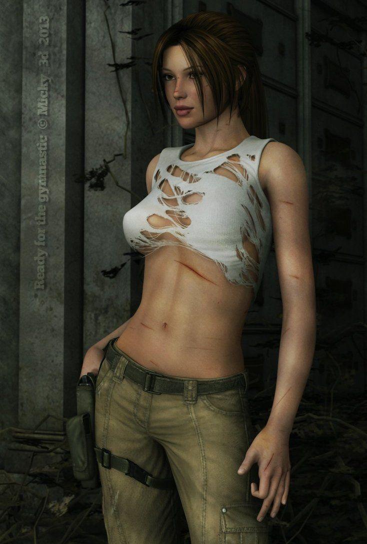 Tomb raider porn pic
