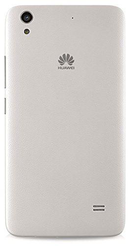 "HUAWEI G620S - Smartphone libre Android (pantalla 5"", cámara 8 Mp, 8 GB, Quad-Core 1.2 GHz, 1 GB RAM), blanco"