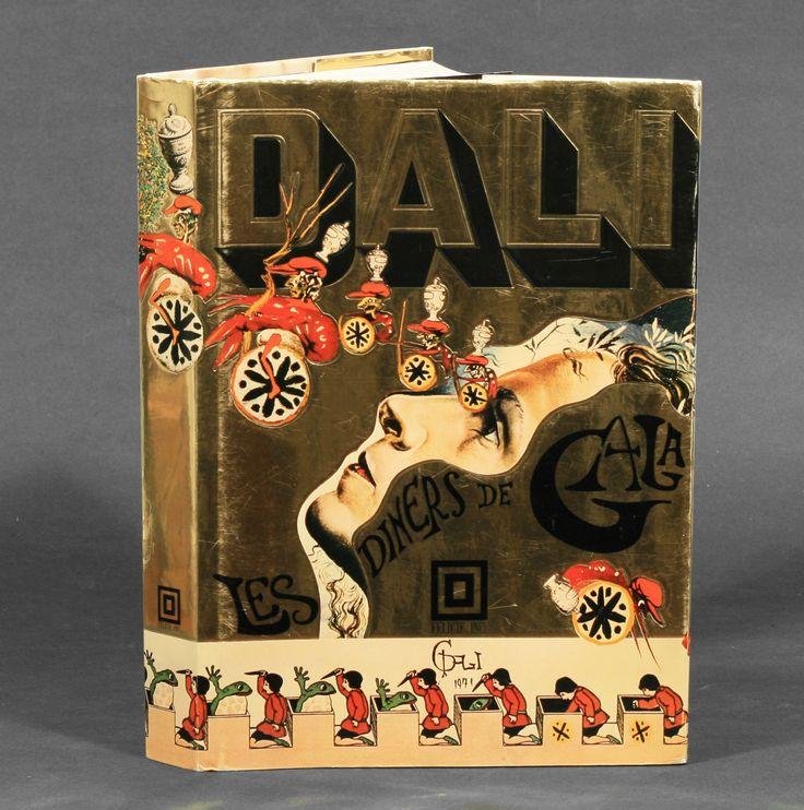 .: Salvador Dali, Colors Stories, Art, Diners De, Salvador Dali, Les Diners, Dali Cookbook, Cooking Books, De Gala