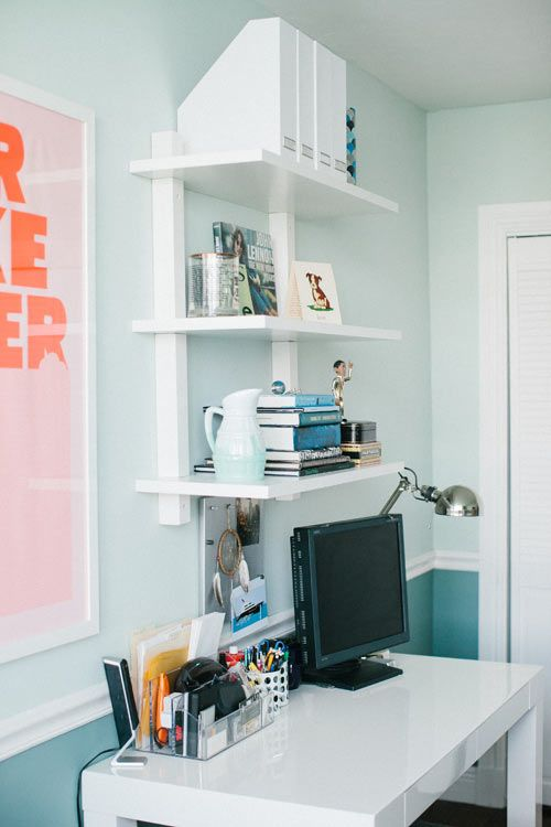 Phenomenal 17 Best Ideas About Small Office Spaces On Pinterest Small Largest Home Design Picture Inspirations Pitcheantrous